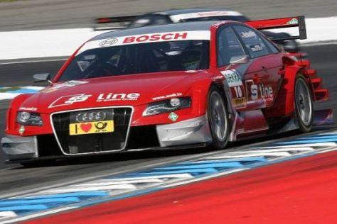 Le-Mans-Sieger Mike Rockenfeller: Kann er Audi auch am Norisring beflügeln?