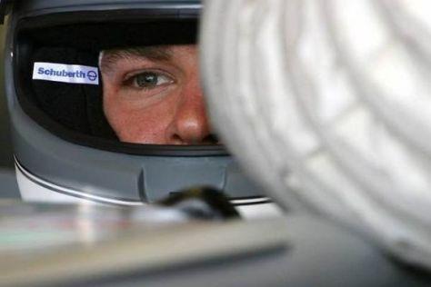 Enttäuscht: Nico Rosberg übt erneut Kritik an seinem Mercedes-Team