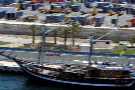 Alonso ist zufrieden, dass man mit dem F10 einen Schritt nach vorn gemacht hat