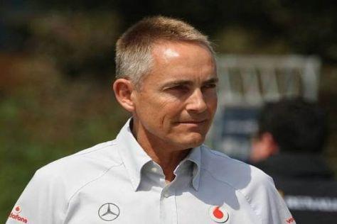 Martin Whitmarsh hofft auf das Upgrade, das McLaren nach Silverstone bringt