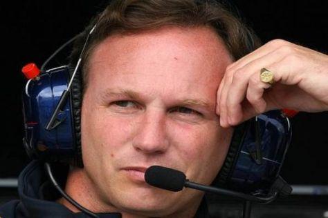 """Christian Horner bezeichnet Sebastian Vettels Leistung als """"beeindruckend"""""""
