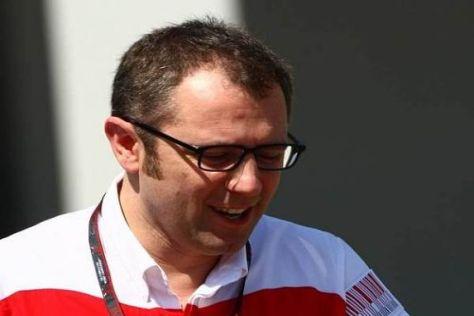 Stefano Domenicali findet, dass Valencia ungerecht verlaufen ist