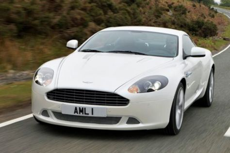 Aston Martin DB9 (Facelift 2010)