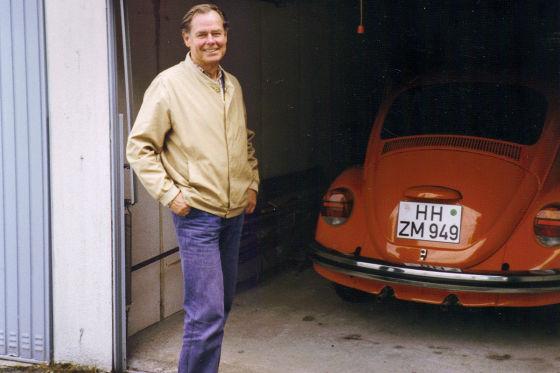 An Bord des Käfers kam es zu massiven Ehestreitigkeiten, weil Groffmann bei Rot fuhr, wenn nichts los war.