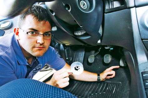 Fiat und Lancia: Klemmende Gaspedale