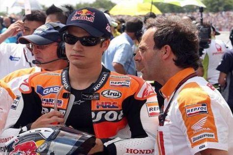Dani Pedrosa würde gerne bei Honda bleiben - Fix ist allerdings noch nichts