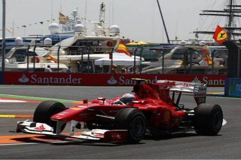 Ferrari erhält Unterstützung vom italienischen Motorsportverband