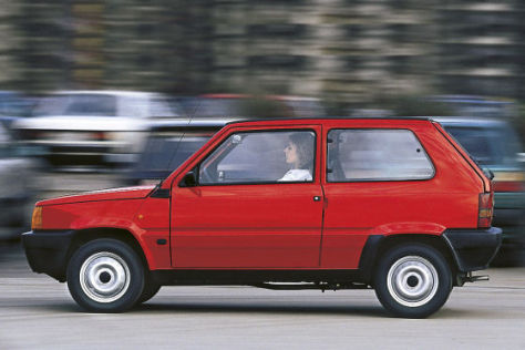 Fiat Panda 750 L