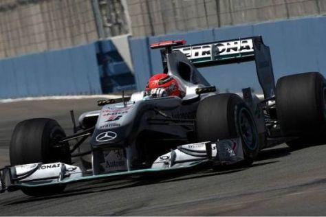 Michael Schumacher hat an Silverstone sehr gemischte Erinnerungen