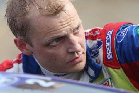 Vizeweltmeister Mikko Hirvonen muss einen großen Rückstand aufholen