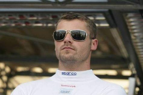 Martin Tomczyk wurde als Vierter bester Audi-Pilot in der Qualifikation