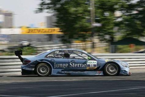 Historisch: Jamie Green hat mit diesem Auto dreimal am Norisring gewonnen