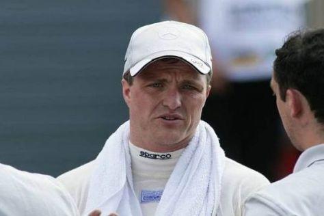 Ralf Schumacher ärgert sich über die vergebene Großchance am Norisring