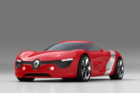 Renault DeZir Elektrostudie