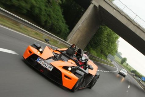 KTM X-Bow Battle