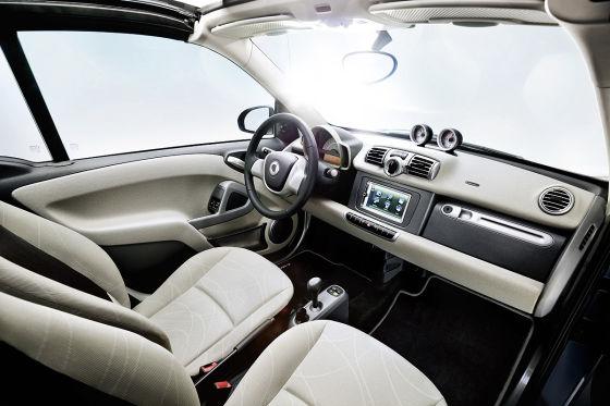 Smart Fortwo Cabrio Facelift