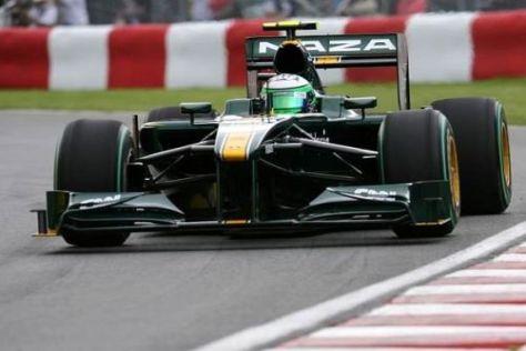 Lotus-Heimspiel: Heikki Kovalainen und Jarno Trulli sollen in Silverstone glänzen