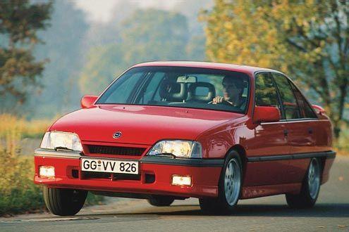 Opel Omega 3000 24V
