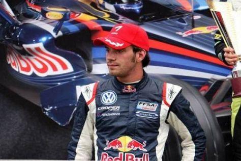 Jean-Eric Vergne ist der nächste Red-Bull-Junior auf dem Vormarsch