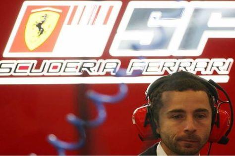 Nicolas Todt bleibt in der Formel 1 weiterhin nur die Beobachterrolle