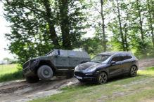 Duell der Super-SUVs