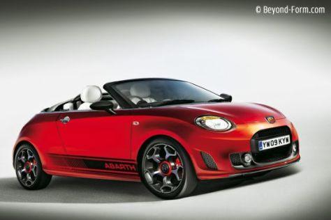 Fiat Abarth 500 Spider
