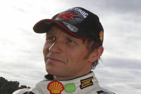 Petter Solberg hat für die erste WRC-Bestzeit in Bulgarien gesorgt