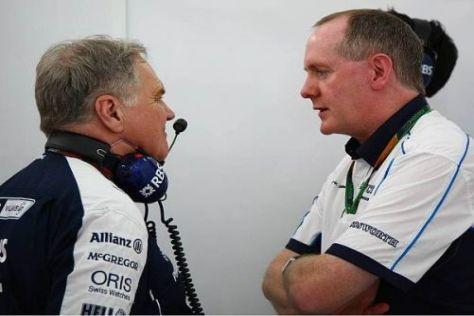 Williams wird auch nächstes Jahr mit Cosworth-Power an den Start gehen