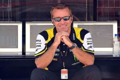 Hervé Poncharal bestreitet, mit Randy de Puniet über 2011 gesprochen zu haben