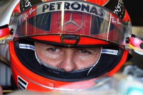 Vor dem Heimspiel: Michael Schumacher will in Hockenheim mehr zeigen
