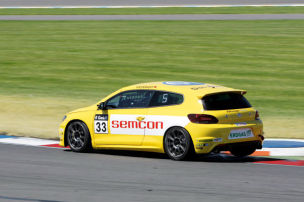 Tracktest: VW Scirocco R-Cup