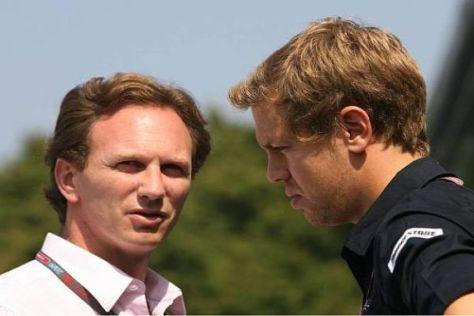 Christian Horner meint, Sebastian Vettel genießt keinen Nummer-eins-Status