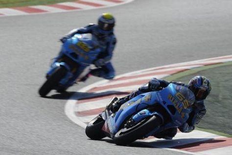 Laut Loris Capirossi gehört Suzuki ins vordere Drittel des MotoGP-Feldes