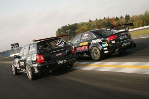 2 Audi RS4
