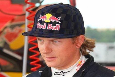 Kimi Räikkönen ist schon gespannt auf die Rallye Deutschland im August