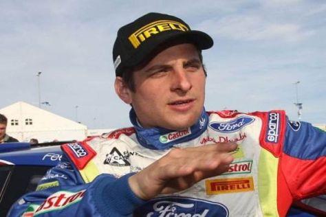 Francois Duval will in Deutschland sein Comeback in der WRC geben