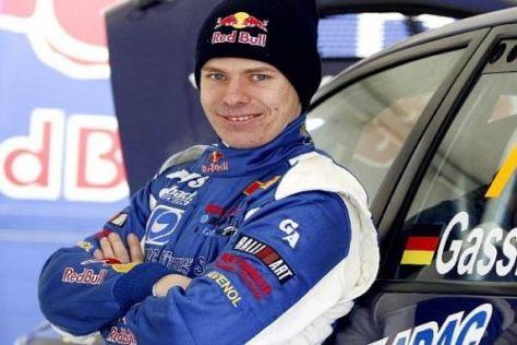 Die Fans von Hermann Gassner Jr. sammeln Geld für weitere WRC-Auftritte