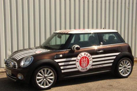 Mini FC St. Pauli Modell