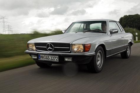 Mercedes 300 SL R107
