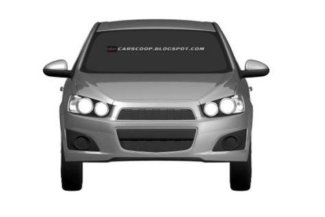 Chevrolet Aveo (2012)