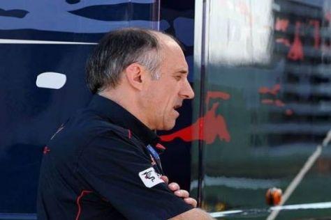 Franz Tost will aus bescheidenen Toro-Rosso-Mitteln das Beste machen