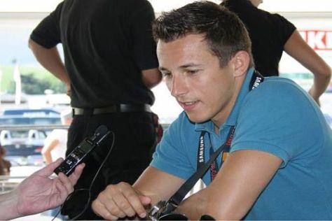 Christian Klien hofft auf ein baldiges Comeback in der Formel 1