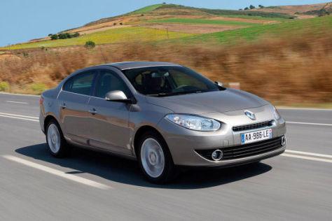 Renault Fluence (2010): Preise