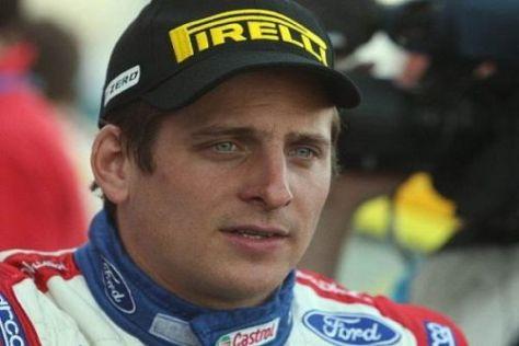 Francois Duval war bei der Deutschland-Rallye schon vier Mal am Podium