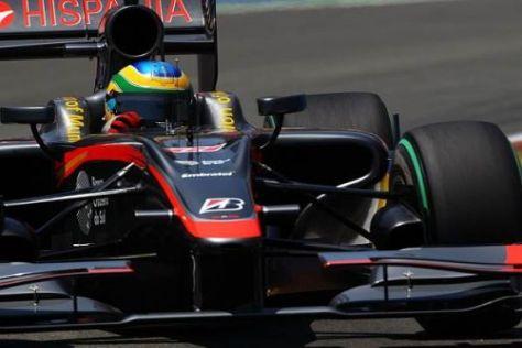 Comeback nach nur einem Rennen Pause: Erleichterung bei Bruno Senna
