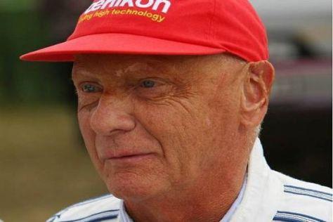 Niki Lauda hatte vor seinem Comeback auch ein Angebot von Williams