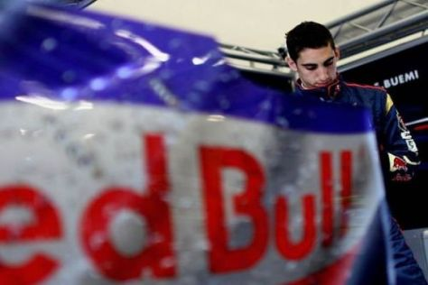Unklarheiten beseitigt: Sébastien Buemi bleibt ein weiteres Jahr bei Toro Rosso