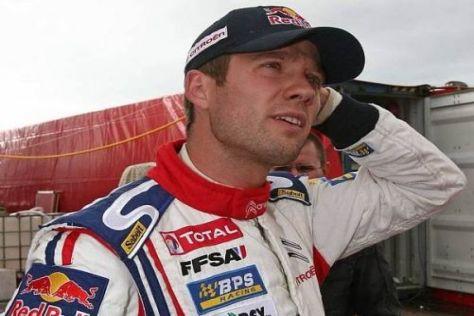 Sébastien Ogier bleibt bei Citroen und steigt 2011 ganz ins Werksteam auf