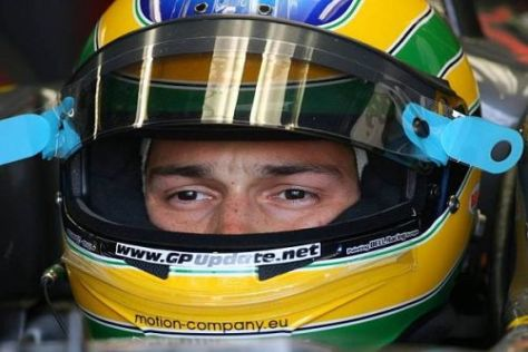 Bruno Senna und Sakon Yamamoto fahren in Hockenheim für HRT