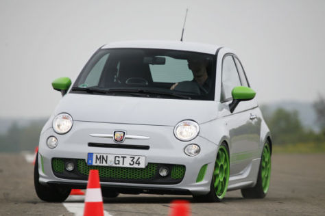 G-Tech 500 Abarth RS-S